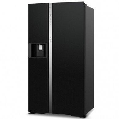 Šaldytuvas Hitachi R-SX700GPRU0 (GBK) 2