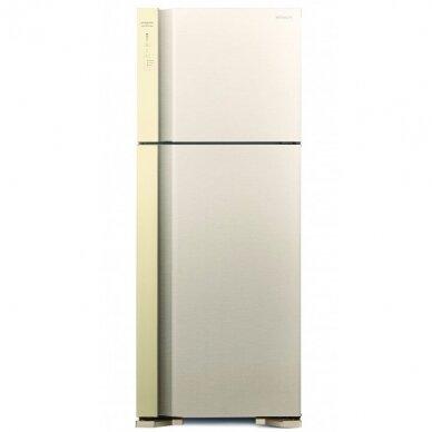 Šaldytuvas Hitachi R-V541PRU0 (BEG)