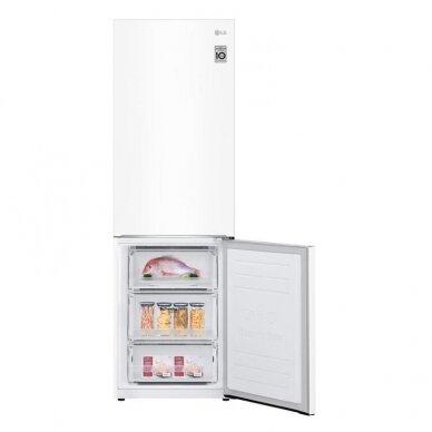 Šaldytuvas LG GBB61SWJMN 2