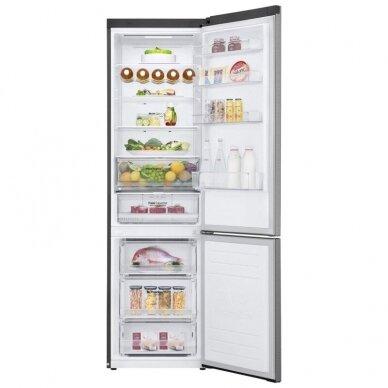 Šaldytuvas LG GBB62PZFFN 2