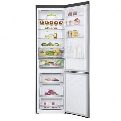 Šaldytuvas LG GBB72PZDMN 2
