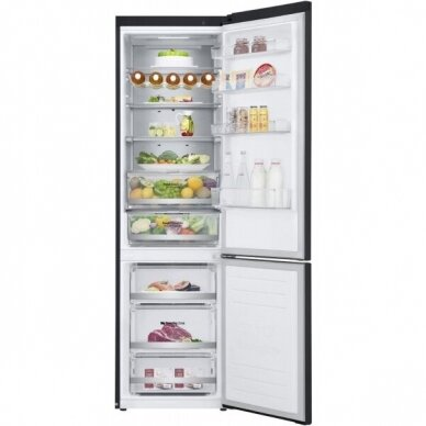 Šaldytuvas LG GBB92MCACP 2