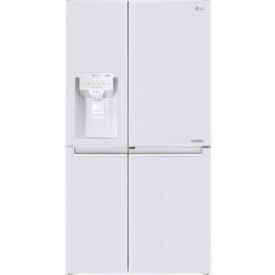 Šaldytuvas LG GSJ761SWXZ