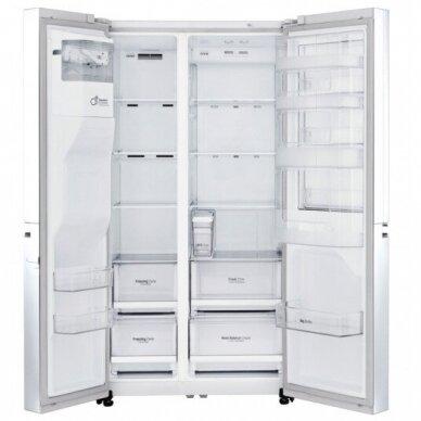 Šaldytuvas LG GSJ761SWXZ 2