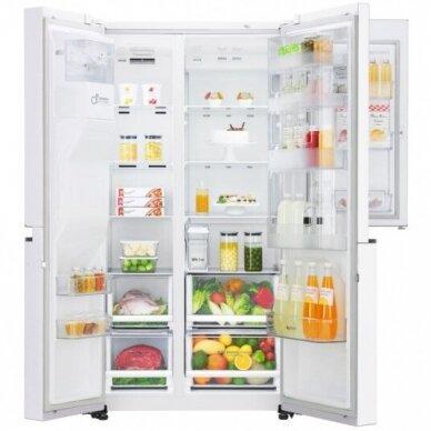 Šaldytuvas LG GSJ761SWXZ 3