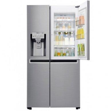 Šaldytuvas LG GSJ960PZBZ 2