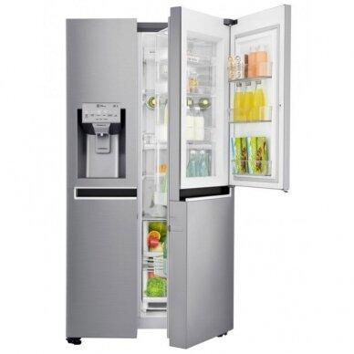 Šaldytuvas LG GSJ960PZBZ 3