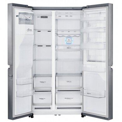 Šaldytuvas LG GSJ960PZBZ 4