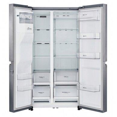Šaldytuvas LG GSL760PZXV 2