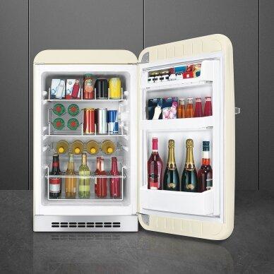 Šaldytuvas - minibaras  SMEG FAB10HRCR5 3