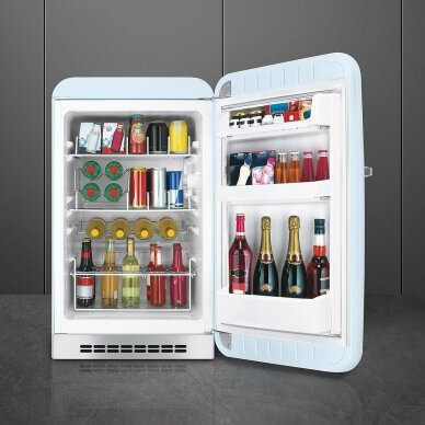Šaldytuvas -minibaras SMEG FAB10HRPB5 2