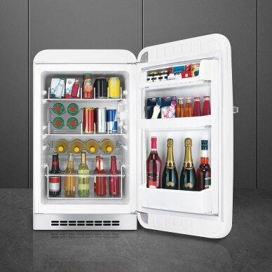 Šaldytuvas - minibaras SMEG FAB10HRWH5 2