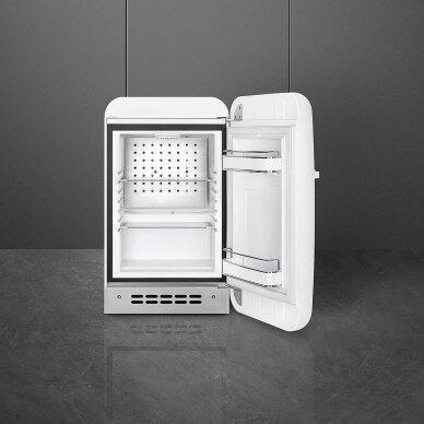 Šaldytuvas - minibaras SMEG FAB5RWH5 2
