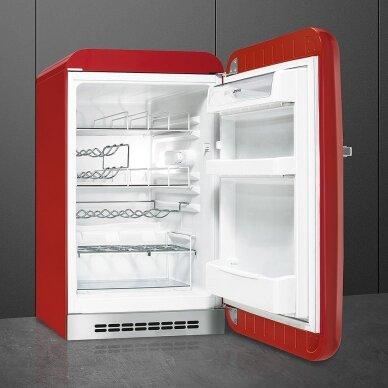 Šaldytuvas - minibaras SMEG FAB10HRRD5 2