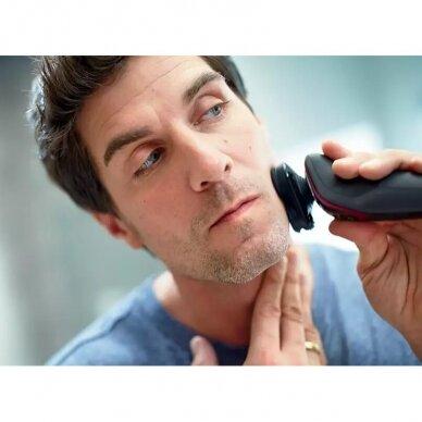 Sauso skutimo barzdaskutė Philips Shaver series 5000 S5130/06 2