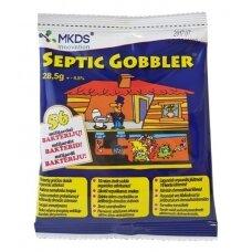 Mikroorganizmai kanalizacijos valymui Septic Gobbler 28,5 g