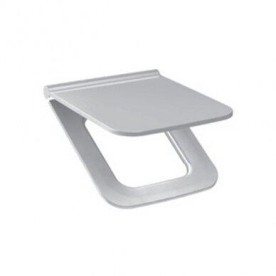 Klozeto sėdynė su dangčiu Jika Pure 2