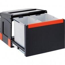 Šiukšlių rūšiavimo sistema Franke Cube 50-2