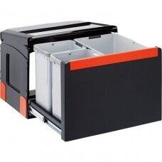 Šiukšlių rūšiavimo sistema Franke Cube 50-3