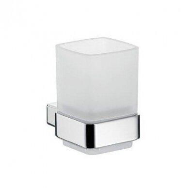 Sieninė vonios stiklinė Emco Loft