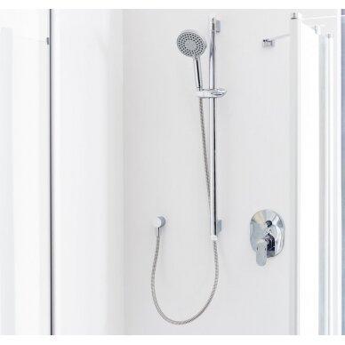 Sieninis dušo išvadas su dušo laikikliu Ravak 2