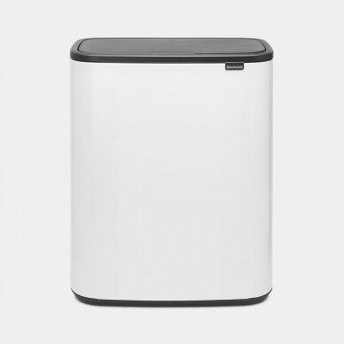 Šiukšlių dėžė Brabantia Bo Touch Bin 2x30L 2