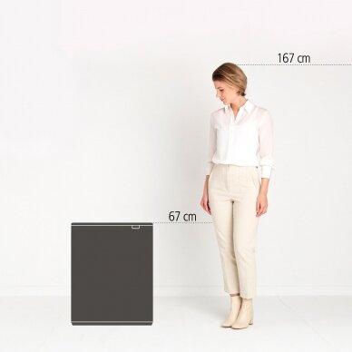 Šiukšlių dėžė Brabantia Bo Touch Bin 2x30L 5