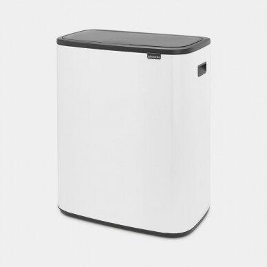 Šiukšlių dėžė Brabantia Bo Touch Bin 2x30L 6