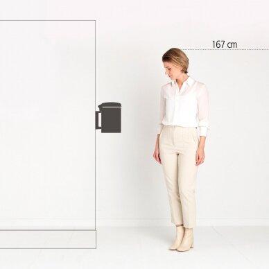 Šiukšlių dėžė Brabantia NewIcon 3L montuojama 4