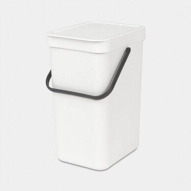 Šiukšlių dėžė Brabantia Sort & Go 16L