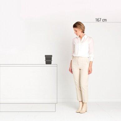 Šiukšlių dėžė Brabantia Sort & Go 3L 2