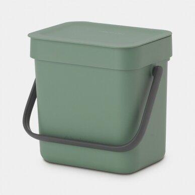 Šiukšlių dėžė Brabantia Sort & Go 3L