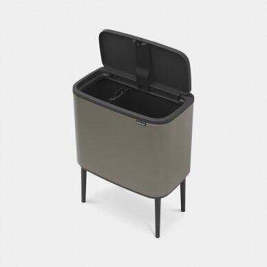 Šiukšlių dėžė Brabantia Bo Touch Bin 11 + 23 L 3