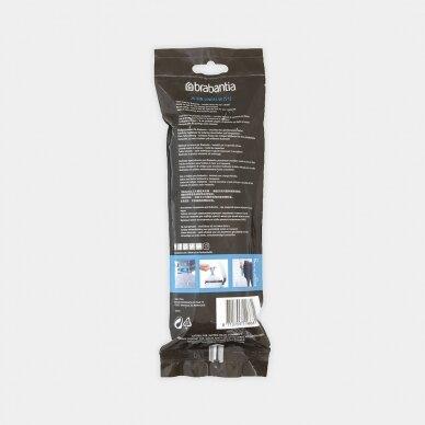 Šiukšlių maišai Brabantia W 5L (ritinėlyje 20vnt.) 2