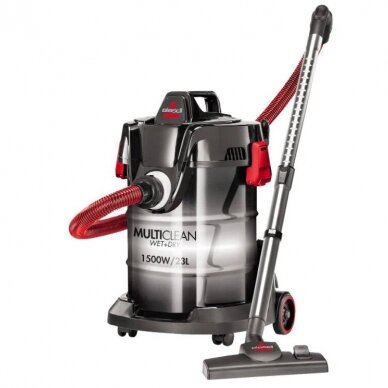 Siurblys Bissell MultiClean Wet & Dry
