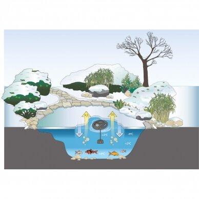 Siurblys / šildytuvas IceFree 4 Seasons 2
