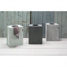 Skalbinių dėžė- maišas stačiakampio formos Brabantia 55L