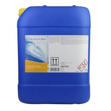 Skystas chloras Chemoform AG, 35 kg