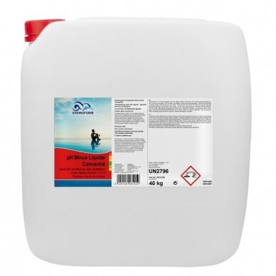 Skystas pH minus Chemoform AG, 40 kg
