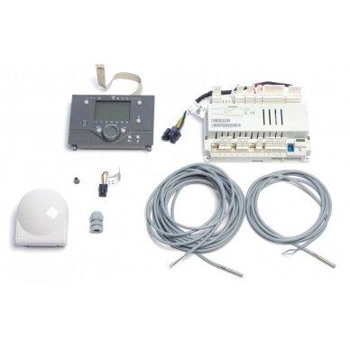 Skysto kuro kondensacinio katilo valdiklis KIT NAVISTEM 200S (galimybė pagal lauko t.)