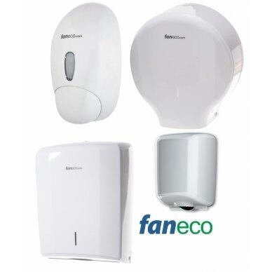 Skysto muilo ir dezinfekcinių skysčių dozatorius Faneco Zen 1 l 3