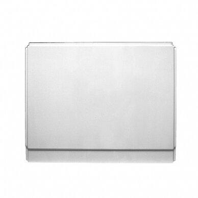 Šoninė panelė voniai Formy, Ravak 10°, Campanula II 75 cm