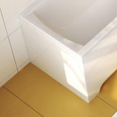 Šoninė panelė voniai Ravak Formy, City, Campanula II 80 cm 2