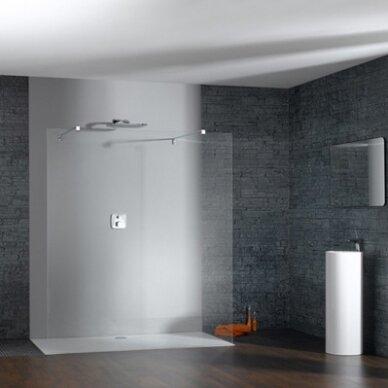 Šoninė sienelė Huppe Studio Paris Elegance 120 cm 2