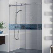 Dušo durys ir sienelės