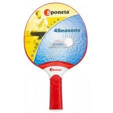 Stalo teniso raketė outdoor  SPONETA 4SEASONS