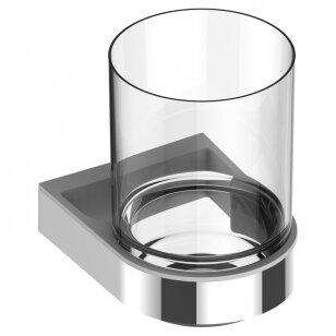 Stiklinė su laikikliu KEUCO SMART.2