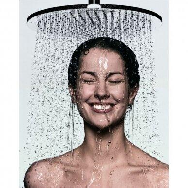 Stacionari dušo galva Hansgrohe Raindance AIR 35 be laikiklio 2