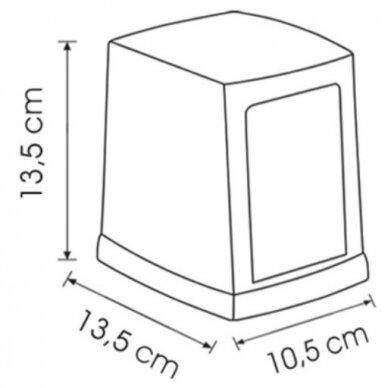 Stalo servetėlių laikiklis POP 2