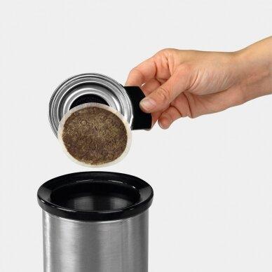 Stalo šiukšlių dėžė Brabantia (kavos ir arbatos maišeliams) 3